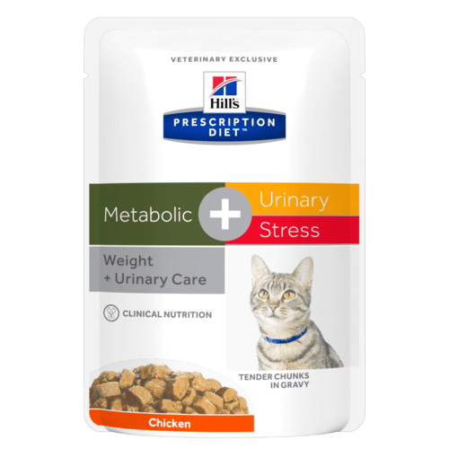 HILL s METABOLIC+URINARY STRESS 85 GR