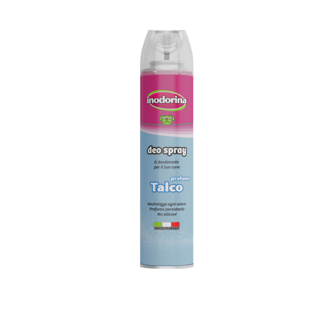 INODORINA DEO SPRAY TALCO 300 ML.