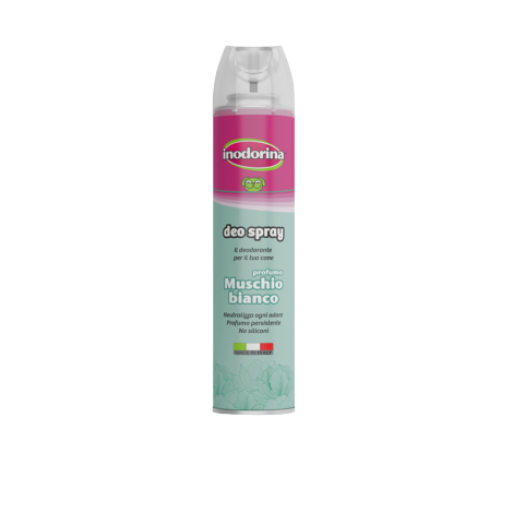 INODORINA DEO SPRAY MUSCHIO BIANCO 300 ML