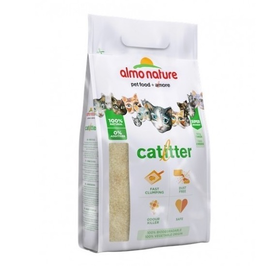 ALMO NATURE 4.54 KG CAT LITTER