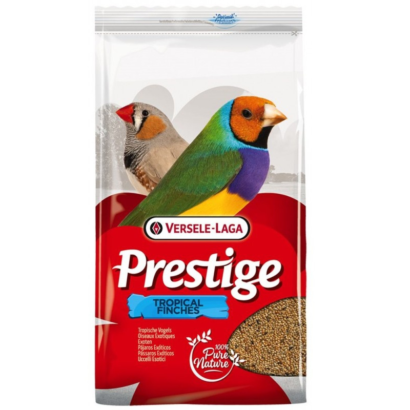 PRESTIGE TROPICAL FINCHES 1 KG