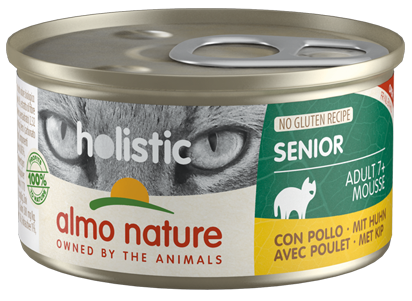 ALMO NATURE GATTO SENIOR 7  85G