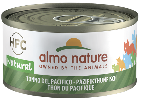 ALMO NATURE LEGEND CATS 70 GR TONNO PACIFICO