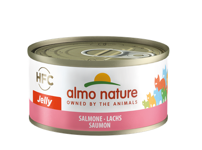 ALMO NATURE LEGEND CATS 70 G. SALMONE