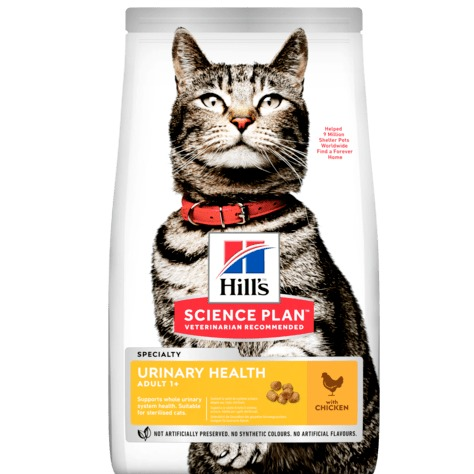 HILL S GATTO URINARY HEALTH MEDIUM POLLO
