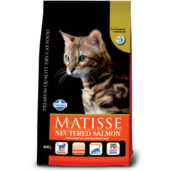 FARMINA MATISSE GATTO NEUTERED SALMONE