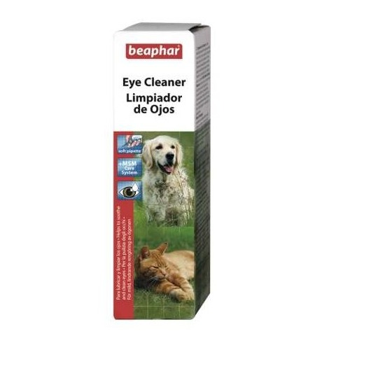 BEAPHAR EYE CLEANER 50 ML