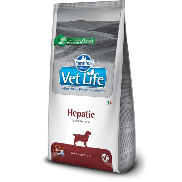 FARMINA VET LIFE HEPATIC