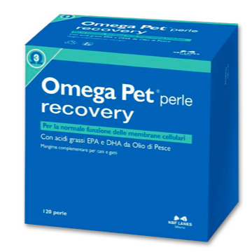 NBF OMEGA PET RECOVERY 120 PERLE