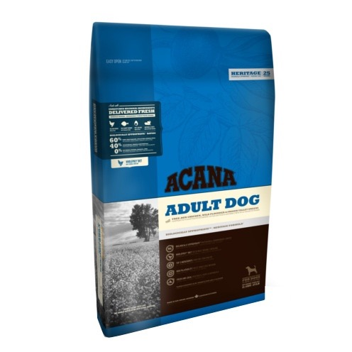 ACANA HERITAGE ADULT DOG (CHICKEN & GREENS) 11,4KG