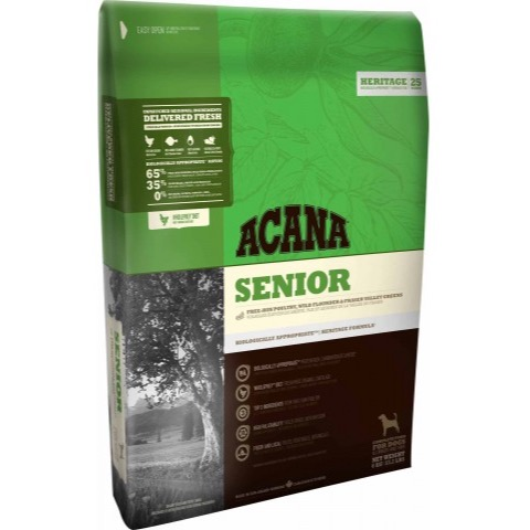 ACANA DOG SENIOR 11.4 KG