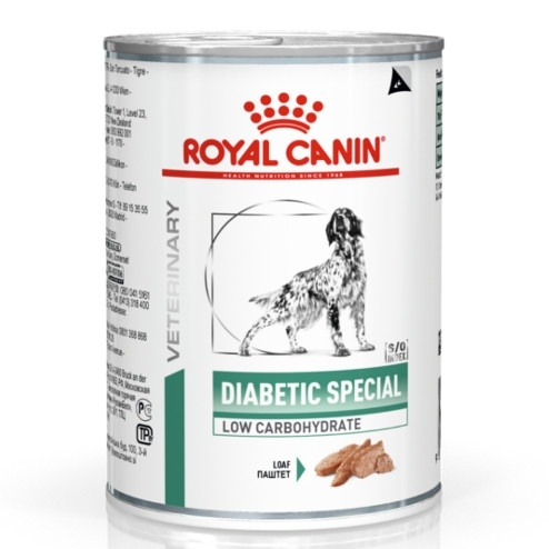 ROYAL DIABETIC SPECIAL LOW CARBOHYDRATE 410GR