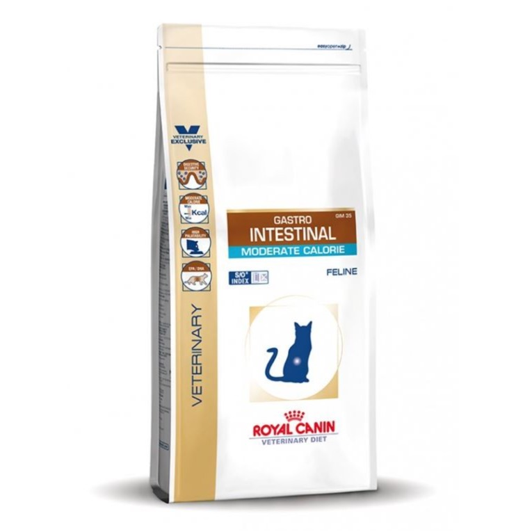 ROYAL GASTRO INTESTINAL MODERATE CALORIE 2 KG