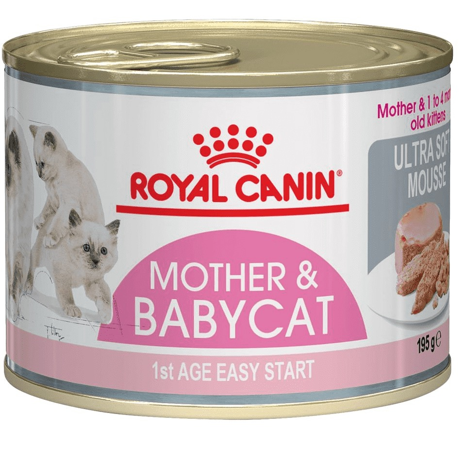 ROYAL BABYCAT 195 GR