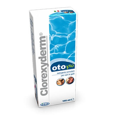 ICF CLOREXIDERM OTO PIU 150 ML
