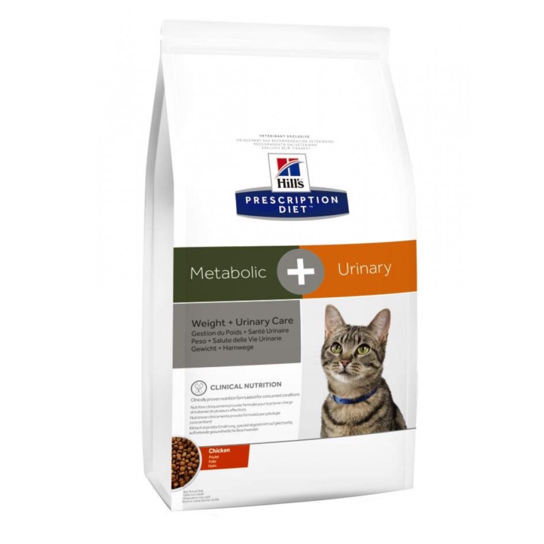 HILL S METABOLIC URINARY 1.5KG