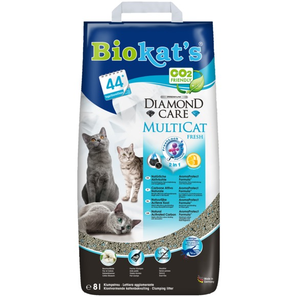 BIOKAT S DIAMOND CARE MULTICAT 8 L