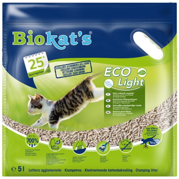 BIOKAT S ECO LIGHT 5L