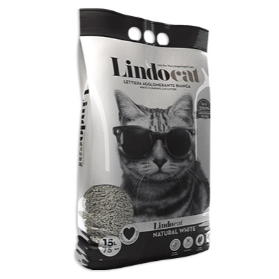 LINDOCAT NATURAL WHITE 15L