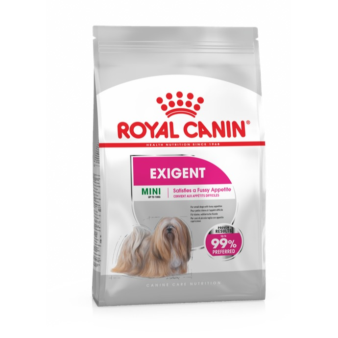 ROYAL CANE MINI EXIGENT 3 KG