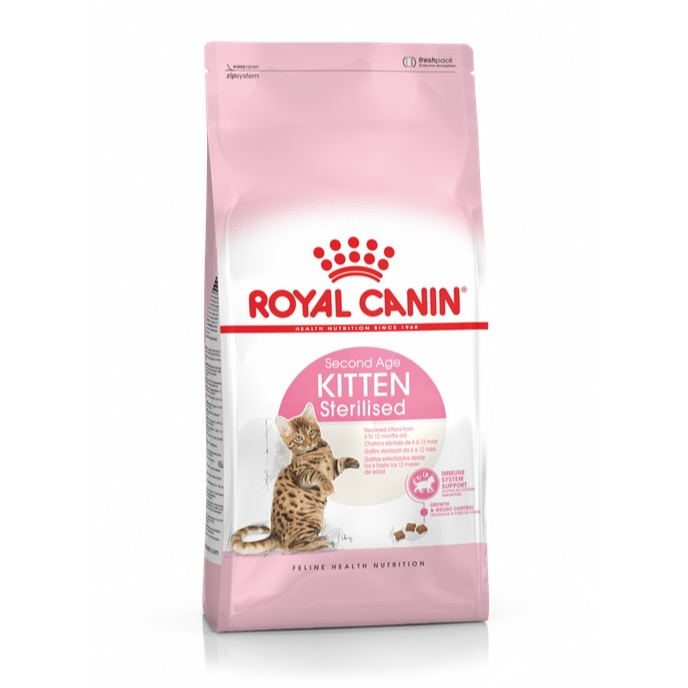 ROYAL CANIN GATTO KITTEN STERILISED SECOND AGE