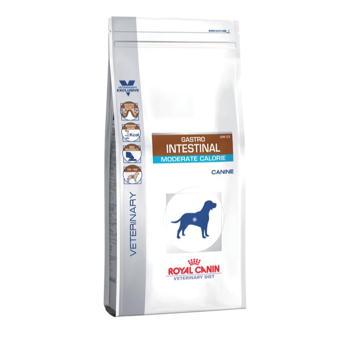 ROYAL CANIN GASTRO INTESTINALMODERATE CALORIE 2 KG