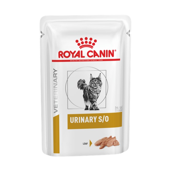 ROYAL CANIN GATTO URINARY S/O GRAVY BUSTINE 85 G
