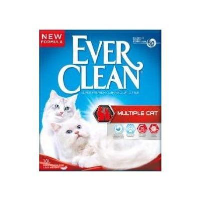 EVERCLEAN MULTIPLE CAT 10 LT